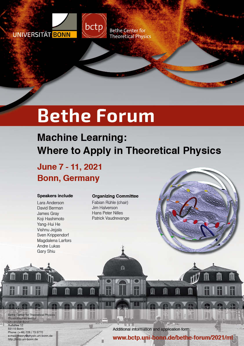 Poster Forum Machine Learning